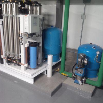 water treatment statement