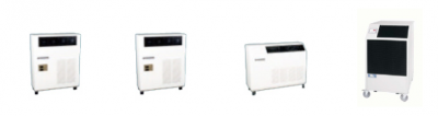 4 - 1 ton portable air conditioning units
